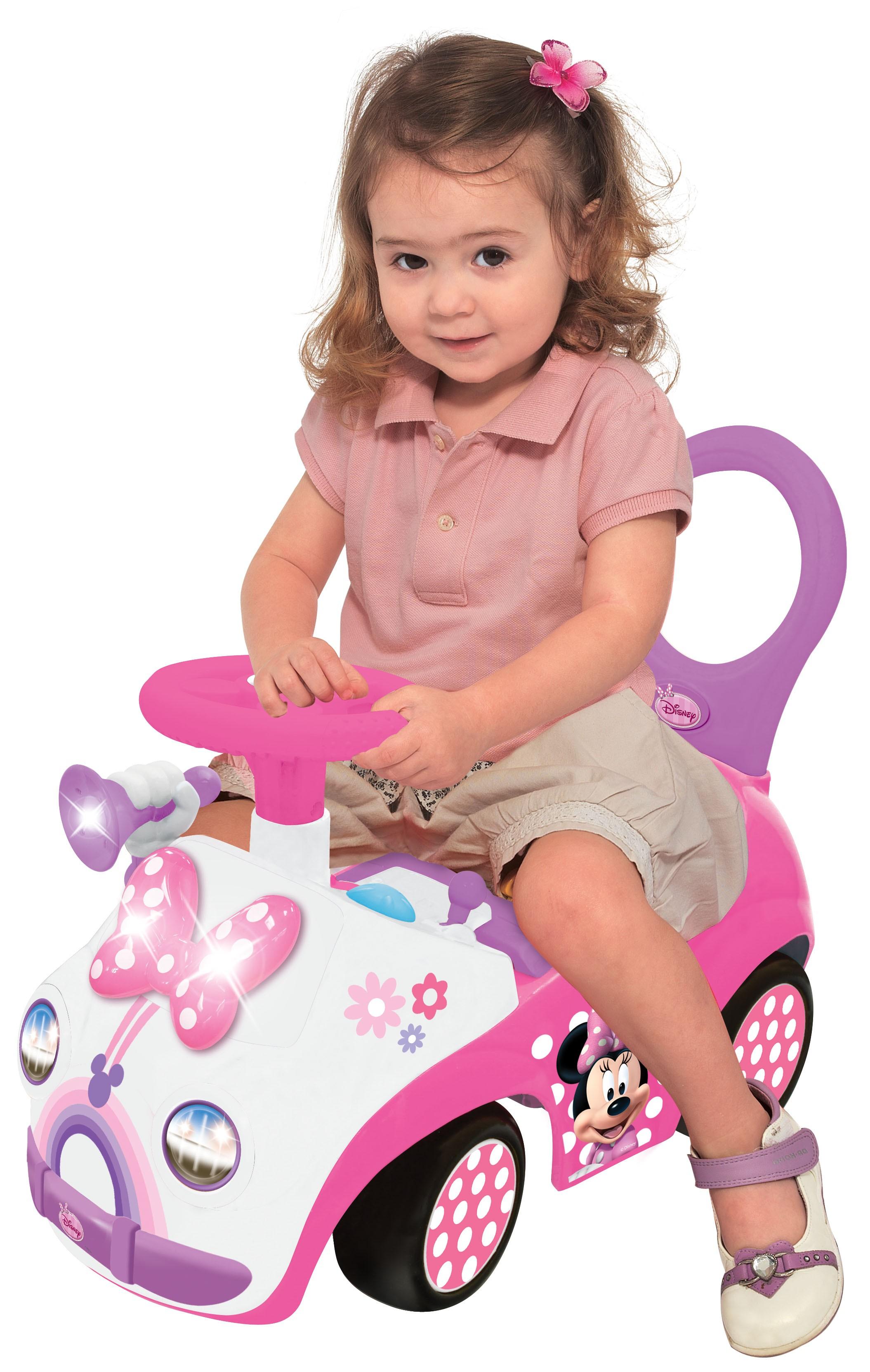 Kiddieland 048751 Jeździk Sweetie Minnie Mouse (1060, Kiddieland)