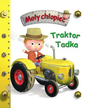 KS6 Lasteraamat .Traktor Tadka