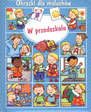 KS17 Obrazki dla maluchow.W przedszkolu