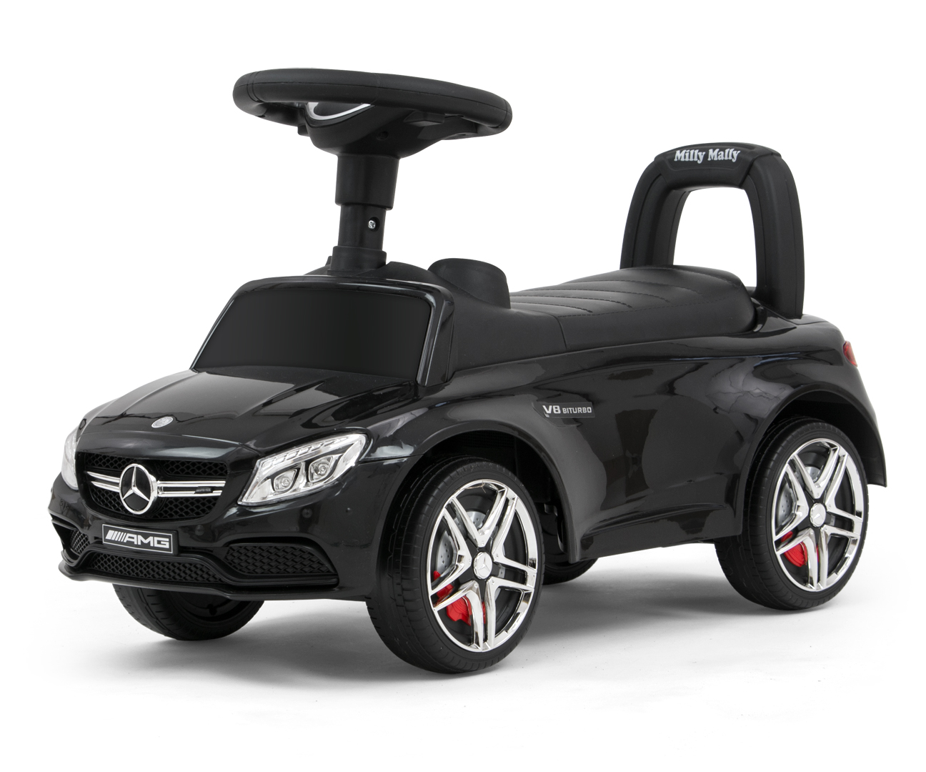Pealeistutav auto MERCEDES-AMG C63 Coupe Black S