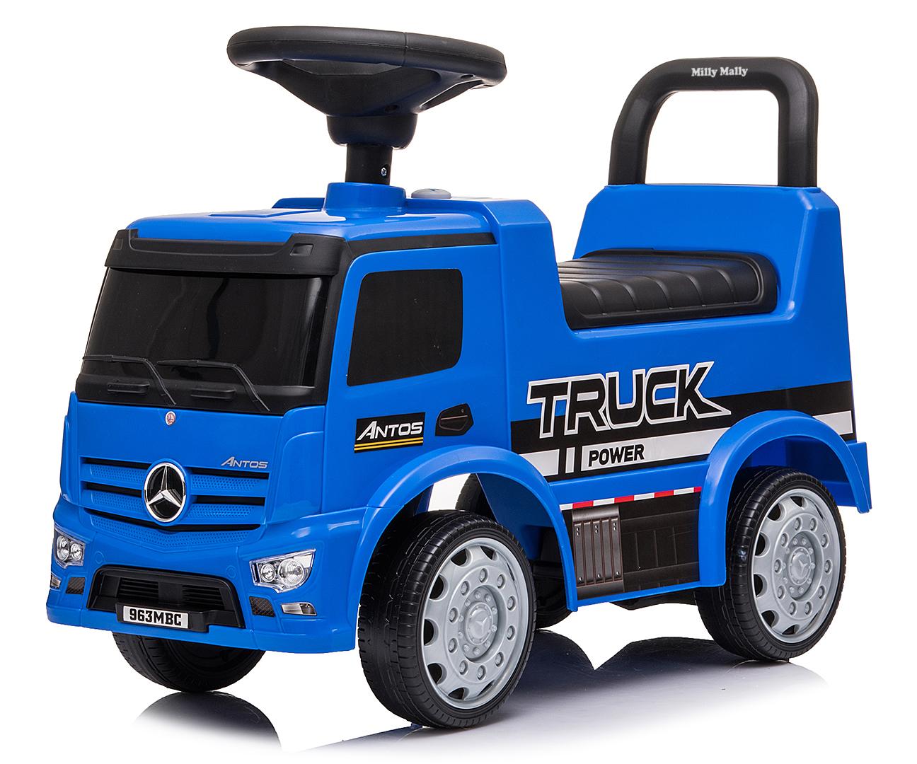 Pojazd MERCEDES ANTOS Blue