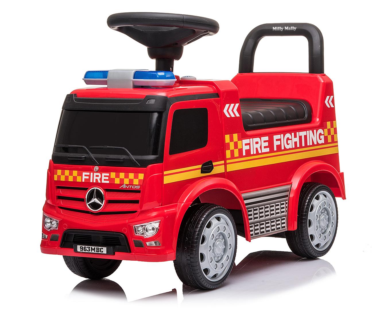 Pojazd MERCEDES ANTOS - FIRE TRUCK