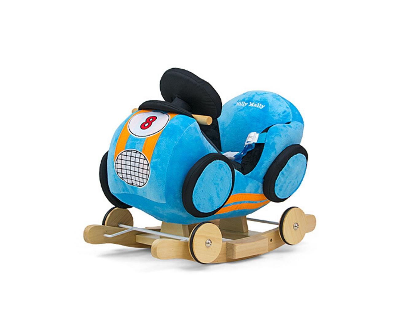 Kiikhobu auto Speedy Blue