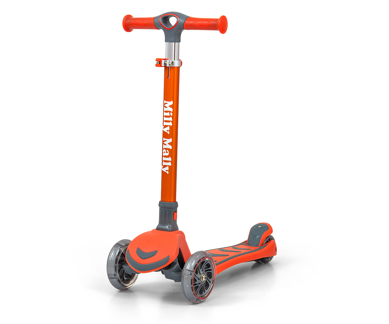 Milly Mally Scooter Boogie Orange