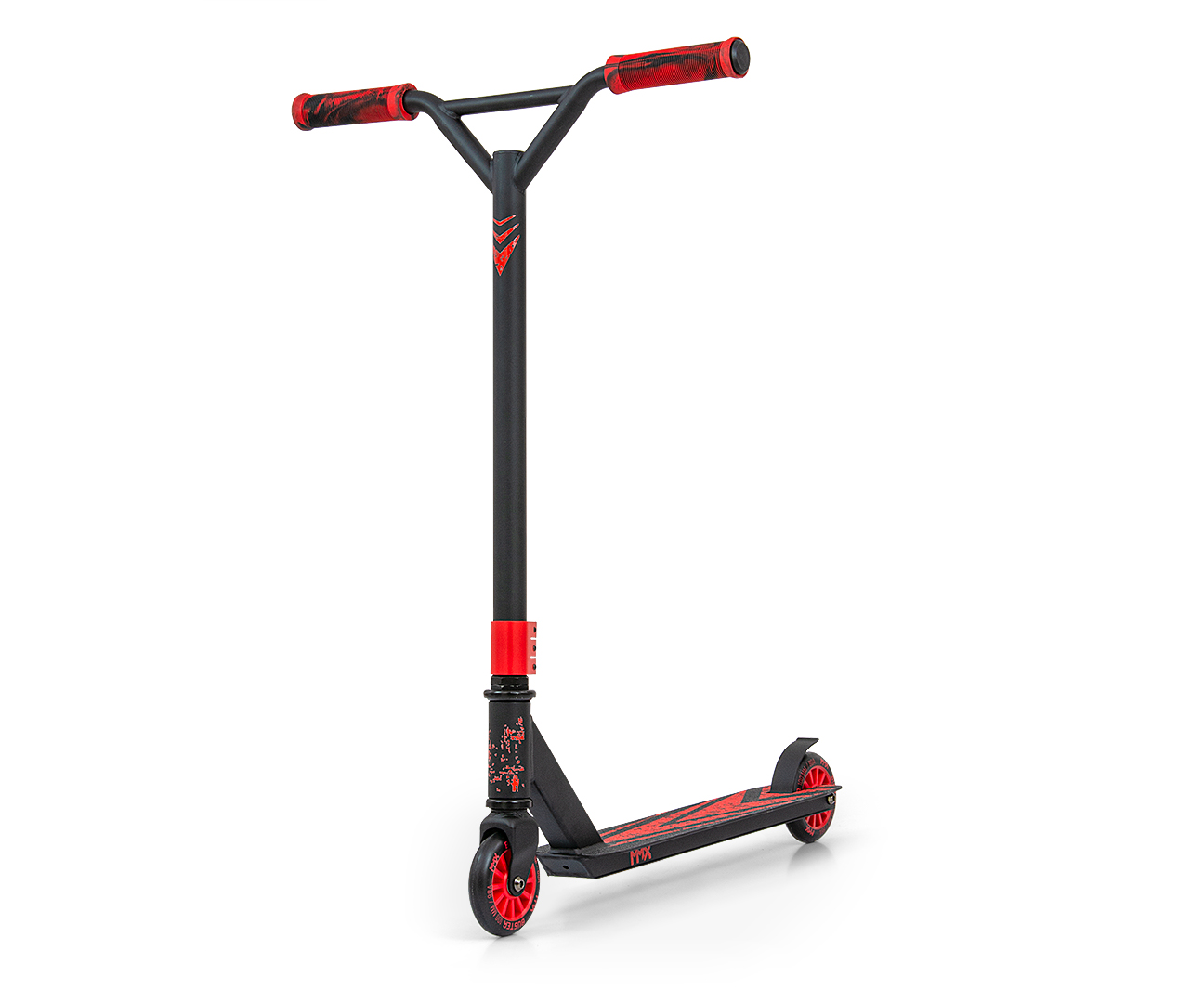 MMX Stunt Scooter Buster Red
