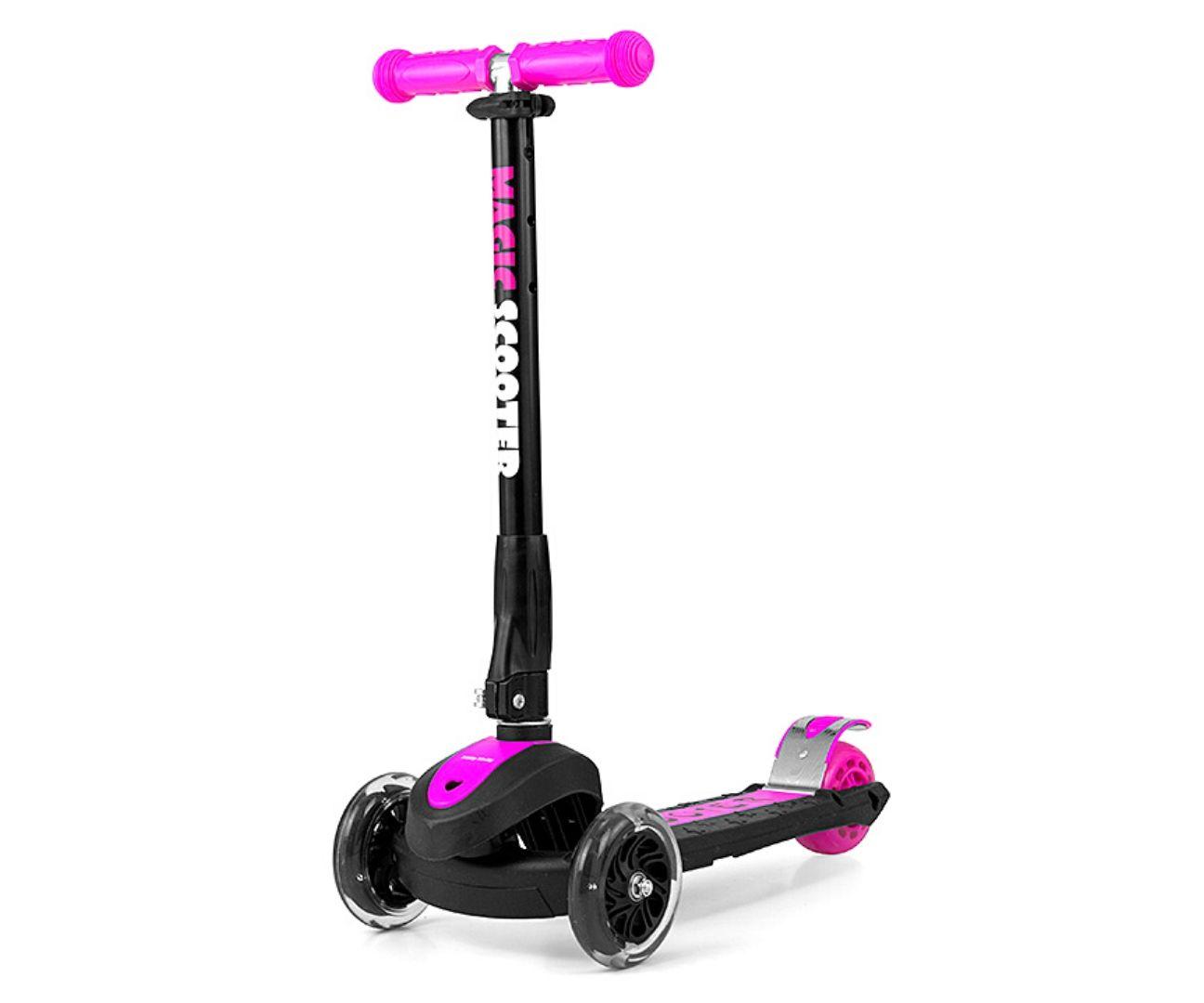 Milly Mally tõukeratas Magic Scooter Pink