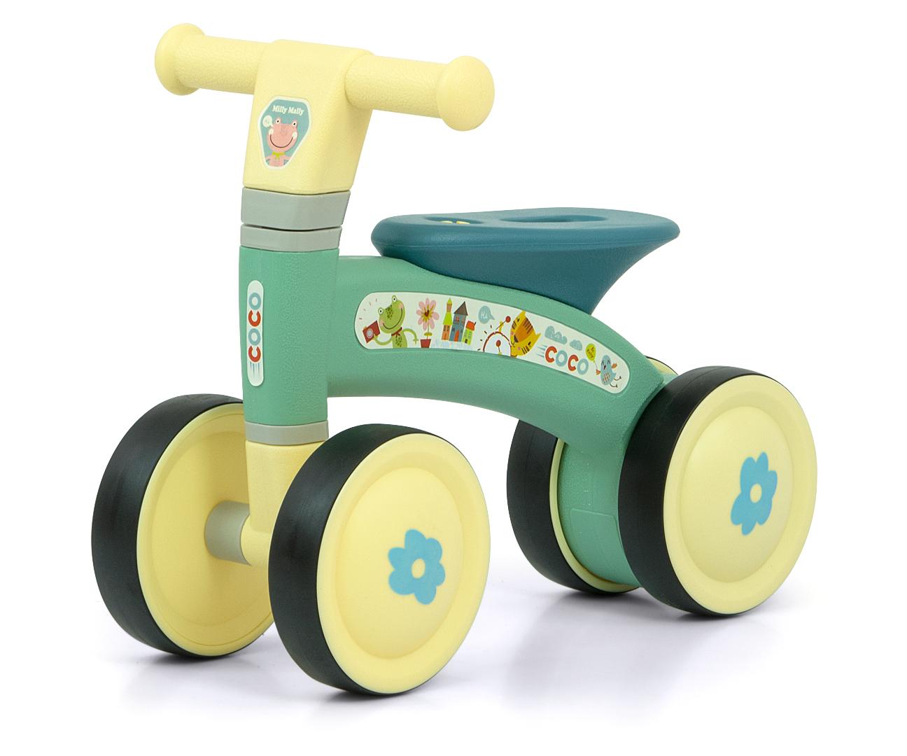 Pealeistutav sõiduk Coco Mint