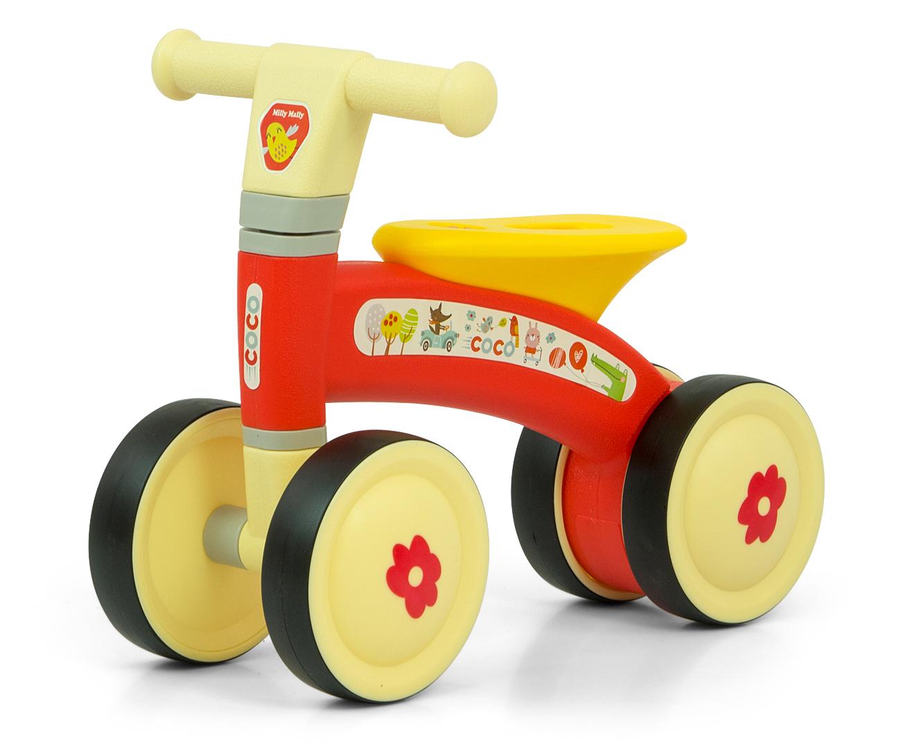 Pealeistutav sõiduk Coco Red