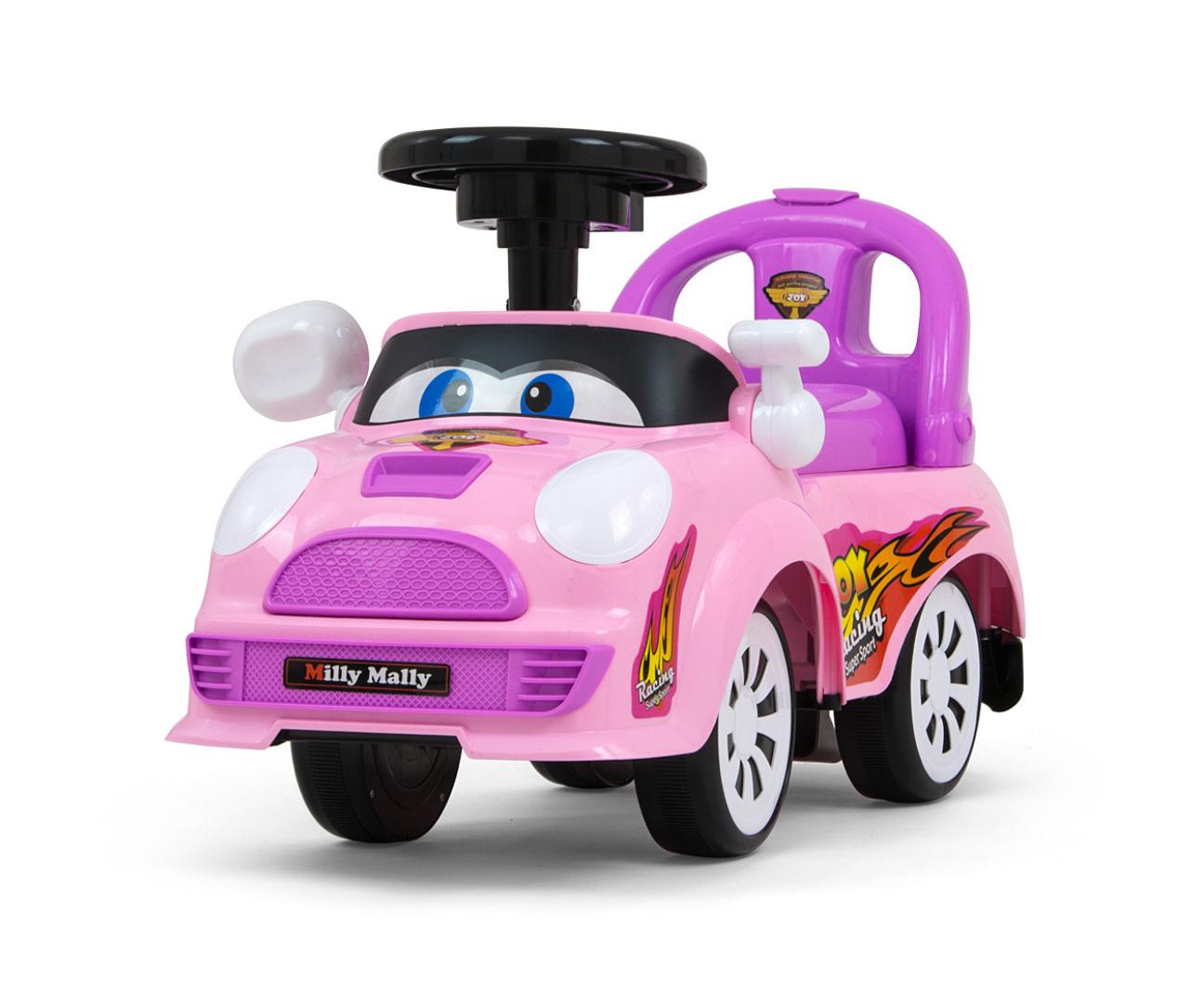 Pealeistutav sõiduk Pastel Pink