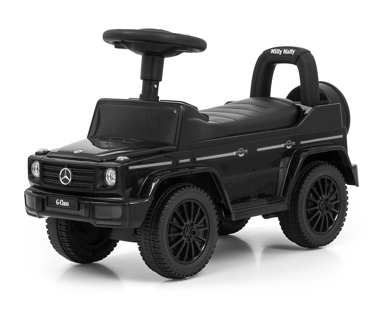 Pealeistutav sõiduk MERCEDES G350d Black S