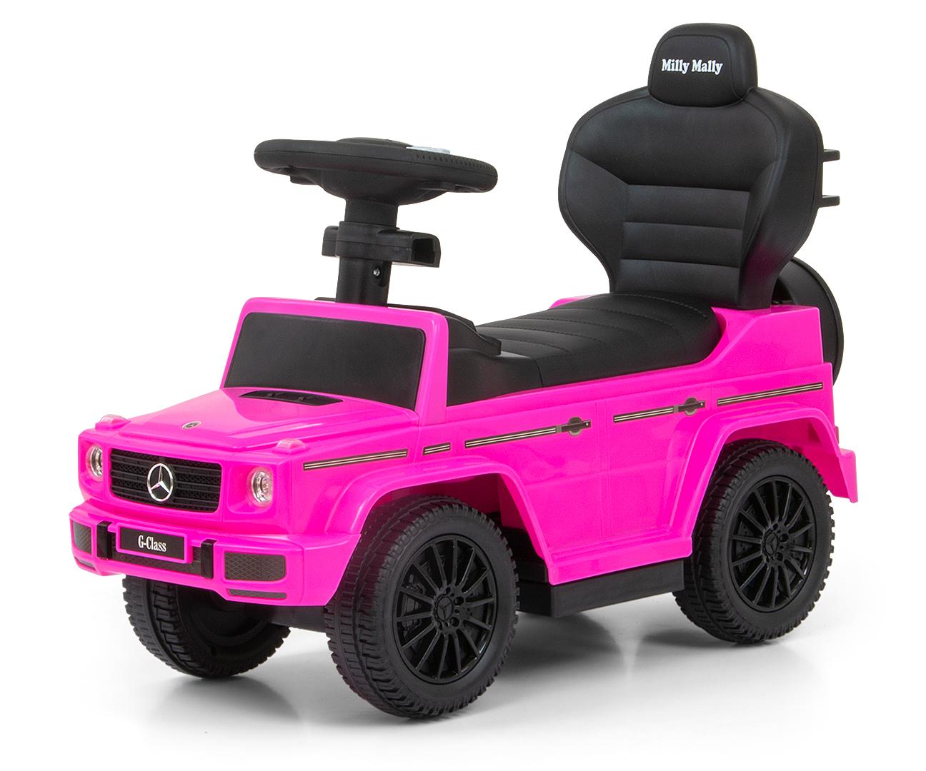Pealeistutav sõiduk z raczka MERCEDES G350d Pink