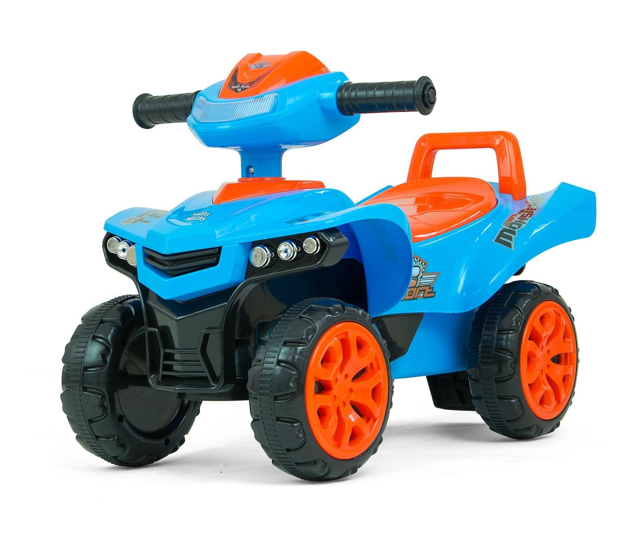 Pealeistutav sõiduk Monster Blue
