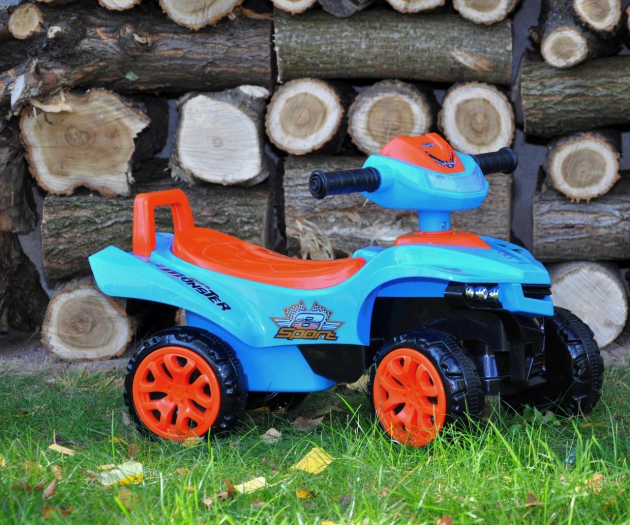 Pealeistutav sõiduk Monster Orange