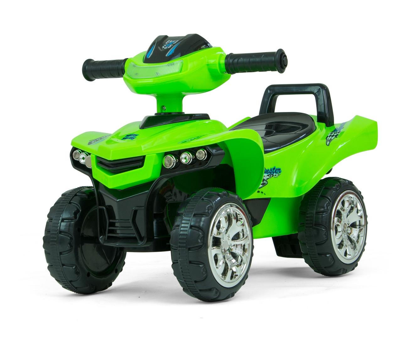 Pealeistutav sõiduk Monster Green