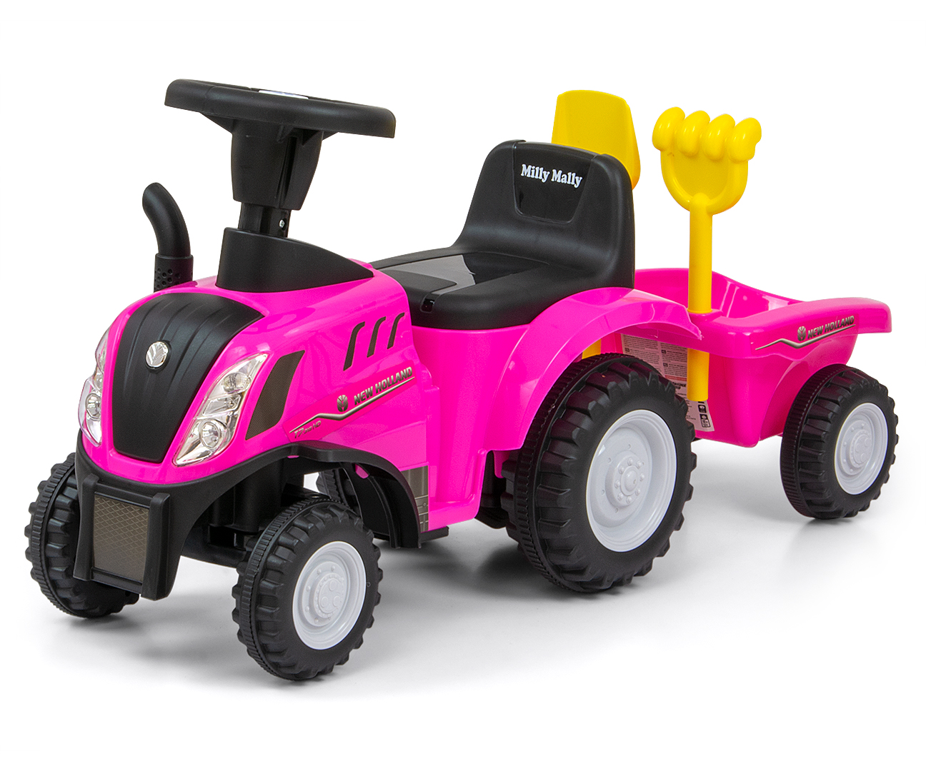 Pojazd NEW HOLLAND T7 TRACTOR Pink