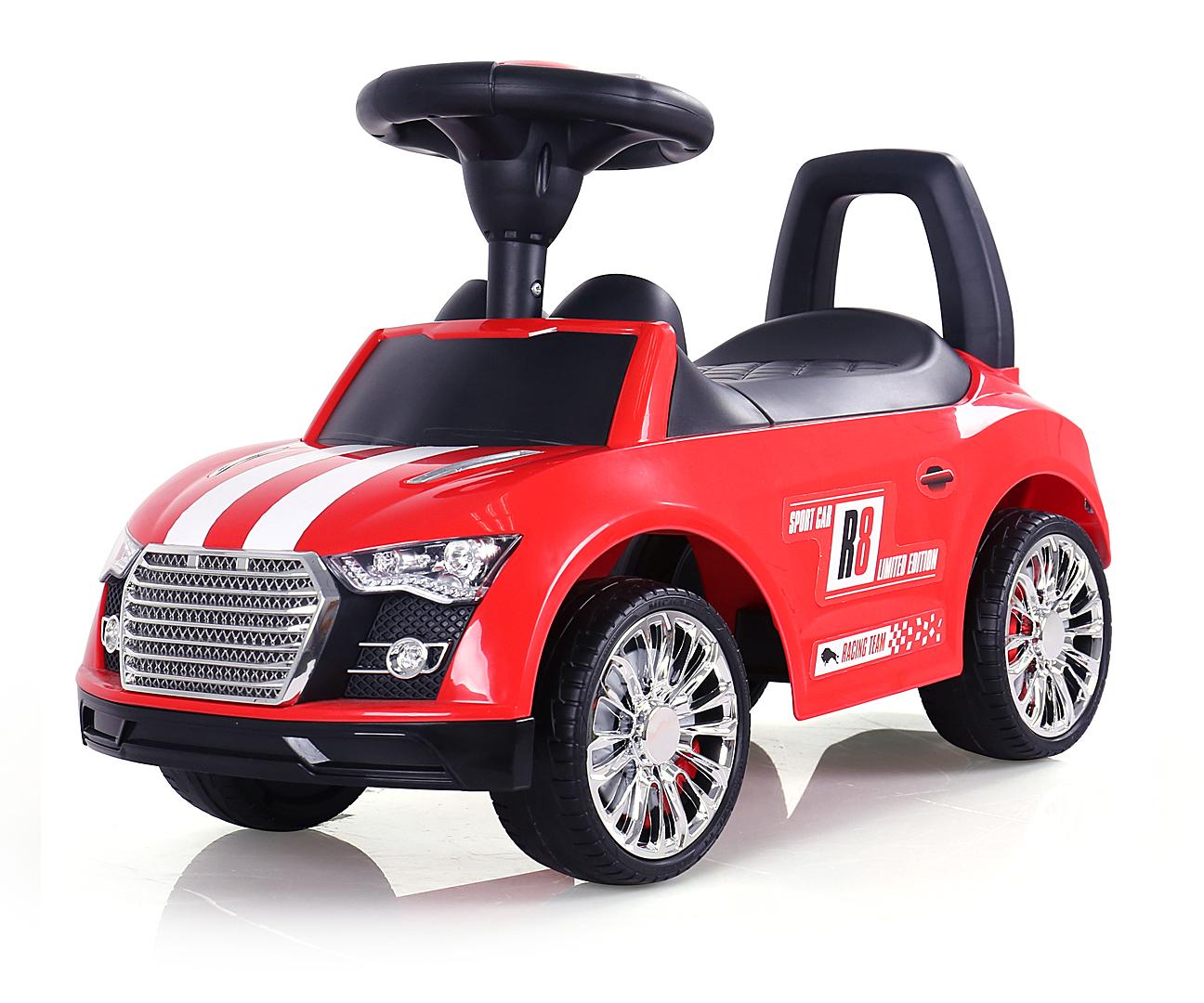 Milly Mally pealeistutav auto Red