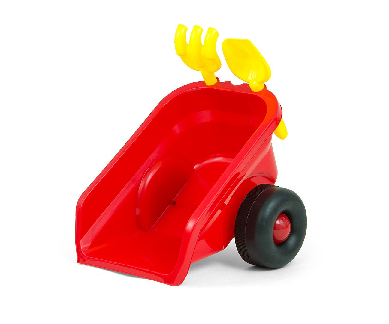 Pealeistutav sõiduk Rolly Plus Red