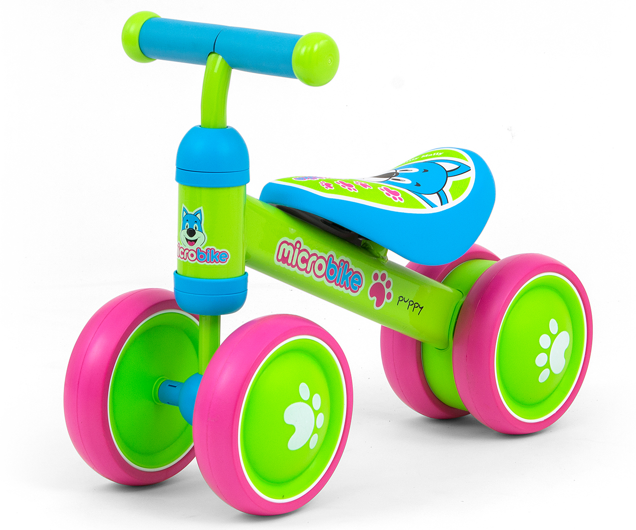 Milly Mally pealeistutav ratas Micro Puppy