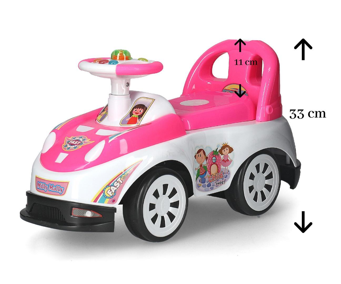 Pealeistutav sõiduk Bravo Fast
