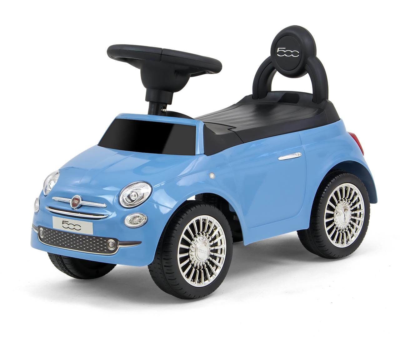 Pealeistutav auto Fiat 500 Blue