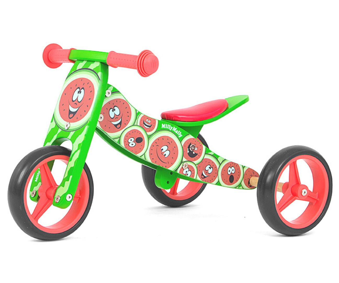 Pealeistutav sõiduk Jake Watermelon