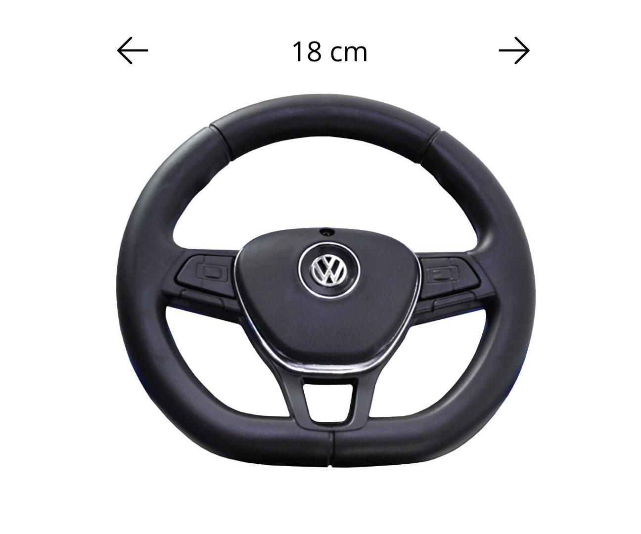 Pealeistutav auto VOLKSWAGEN T-ROC valge