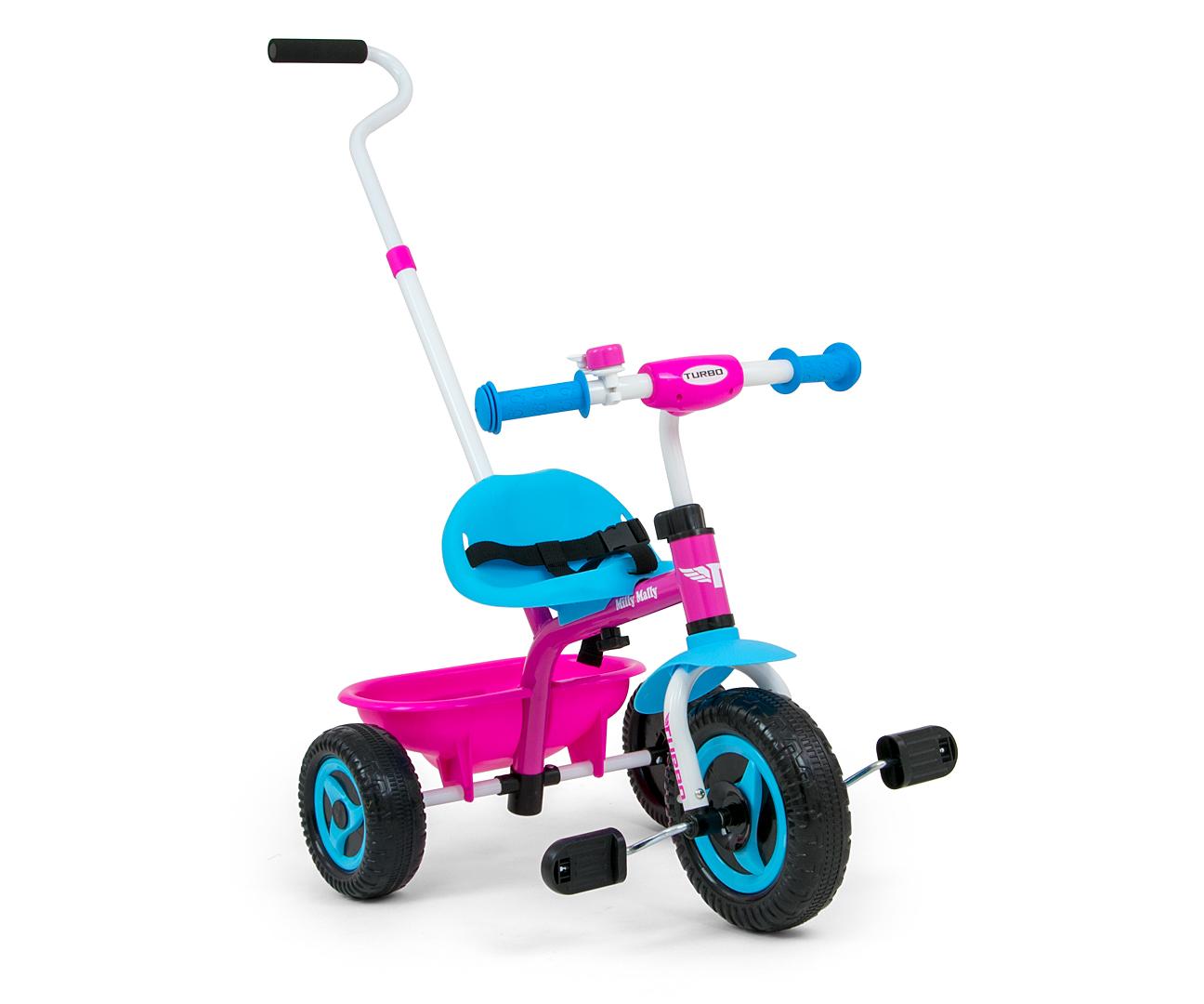 Kolmerattaline ratas Turbo Candy