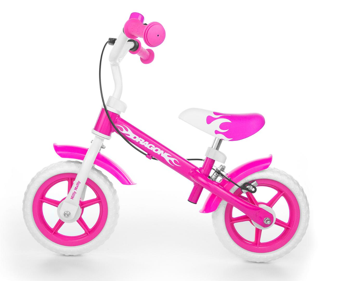 Milly Mally jooksuratas Dragon piduritega Pink