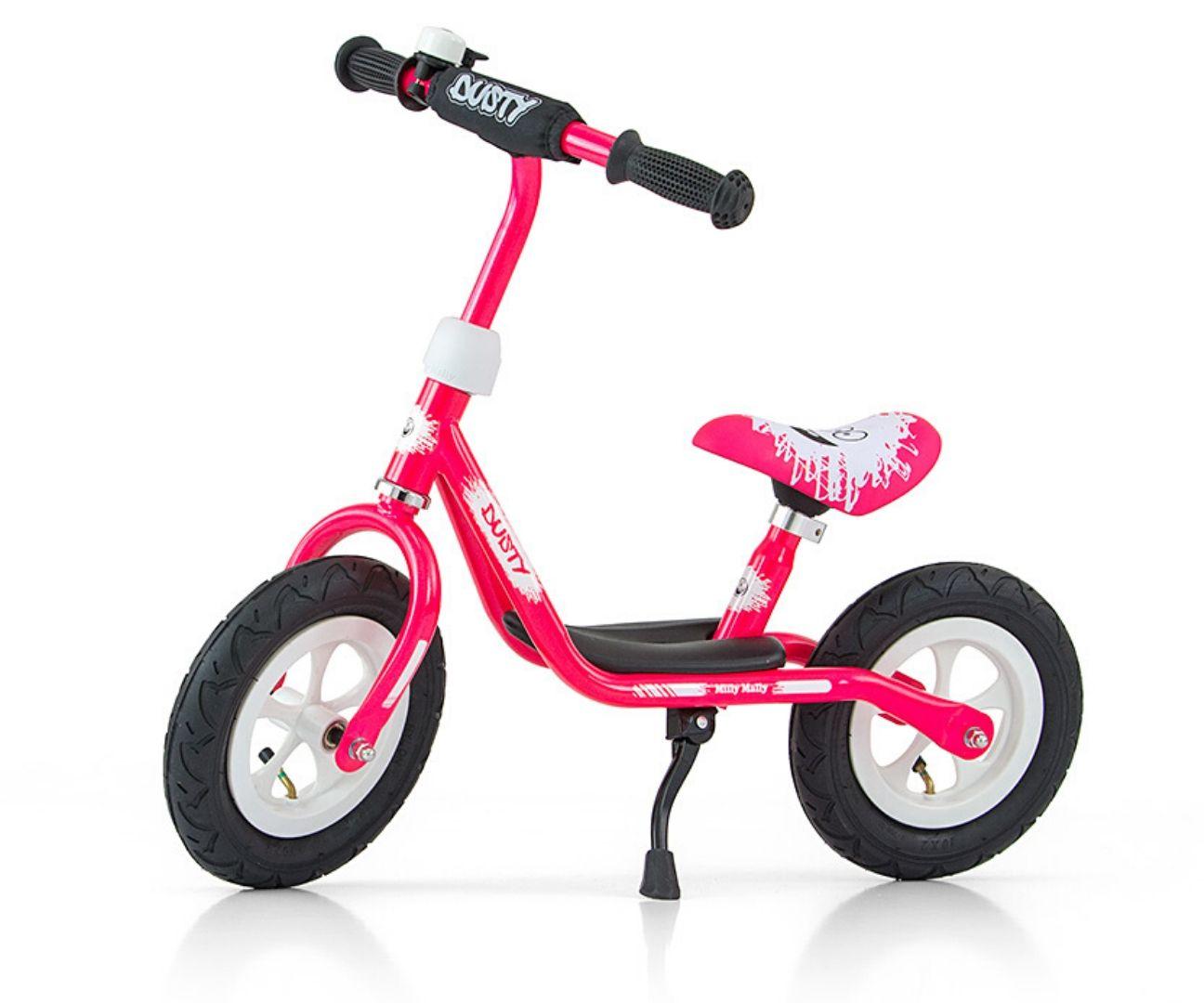 Milly Mally jooksuratas Dusty 10 tolli Pink-White