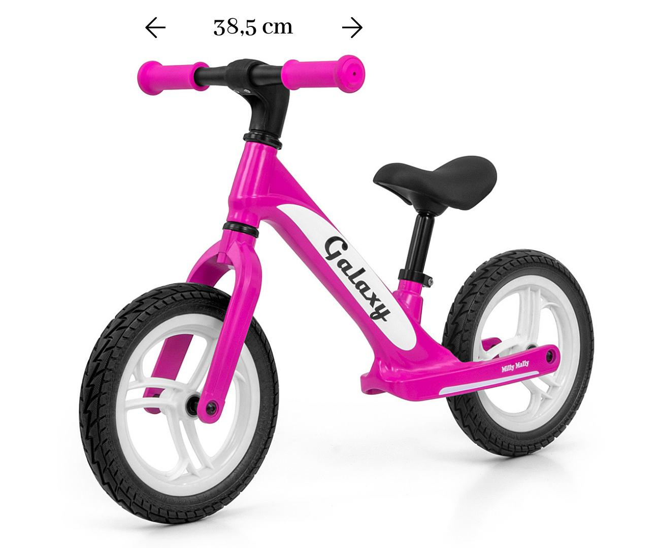 Jooksuratas Galaxy Pink