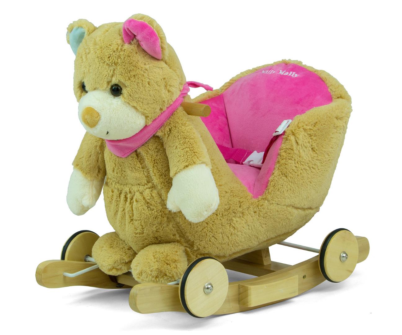 Kiikhobune - Roosa karu
