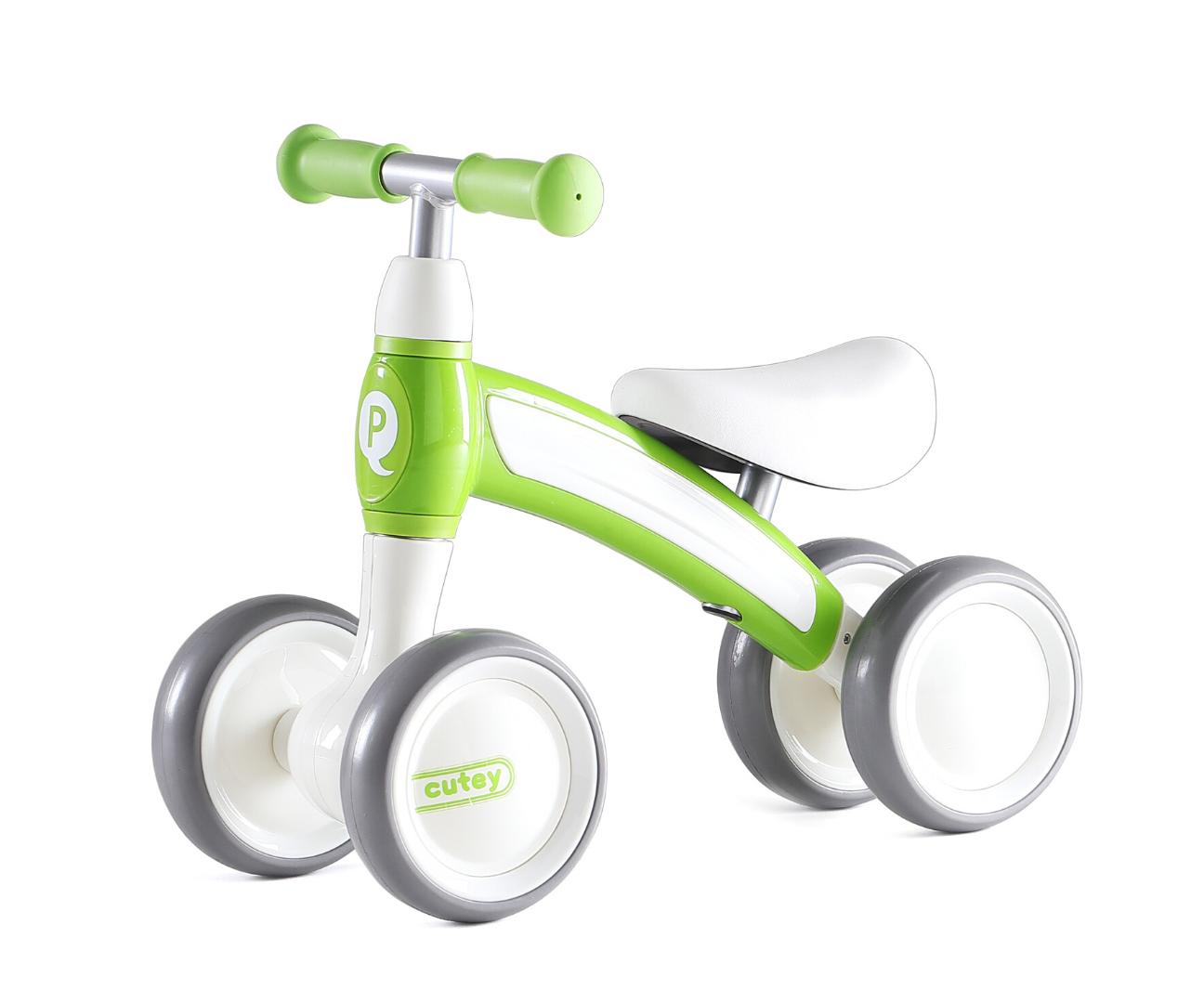 Qplay sõiduk Cutey Green