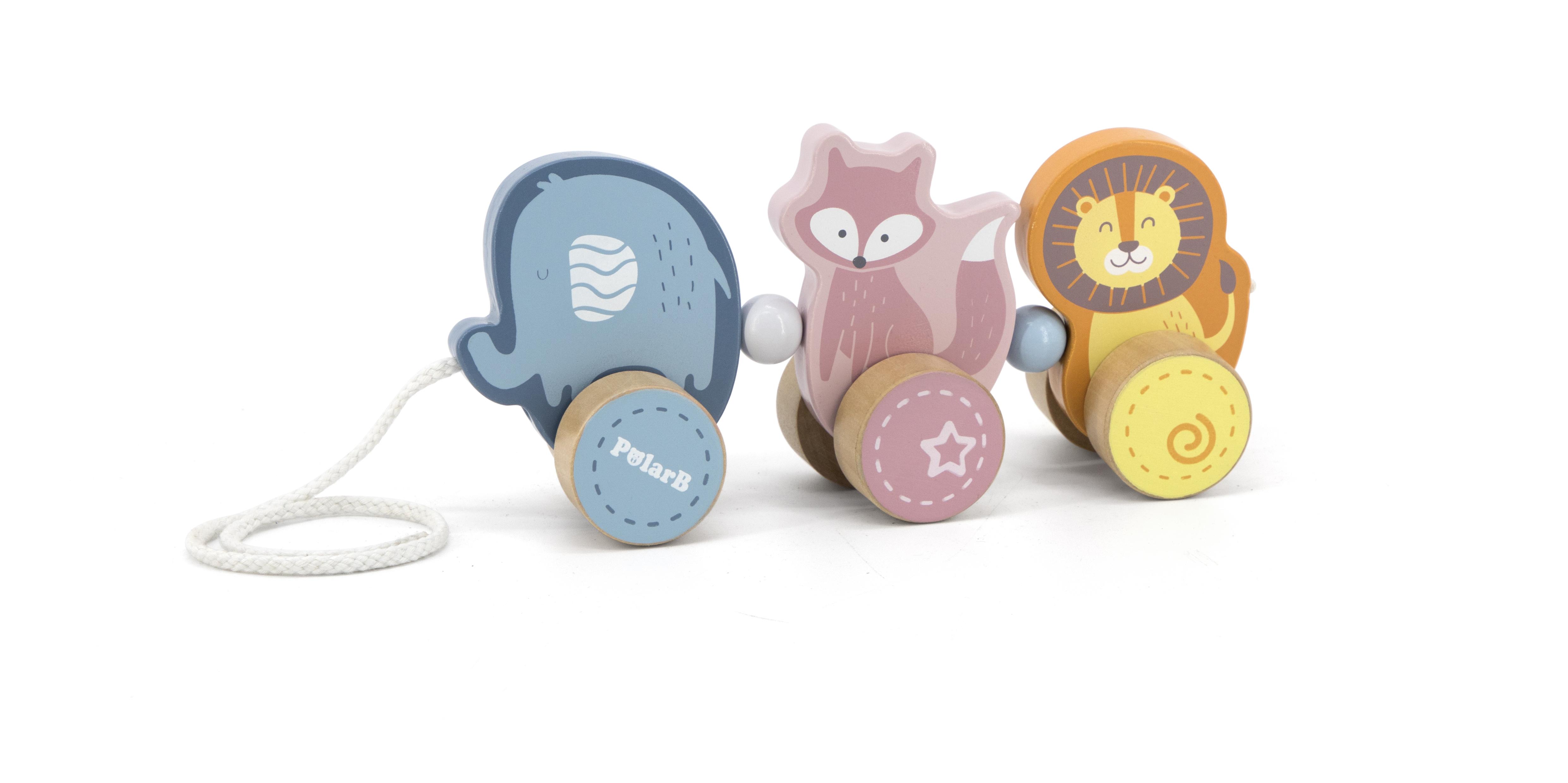 Viga 44023 PolarB järelveetav mänguasi - Loomad