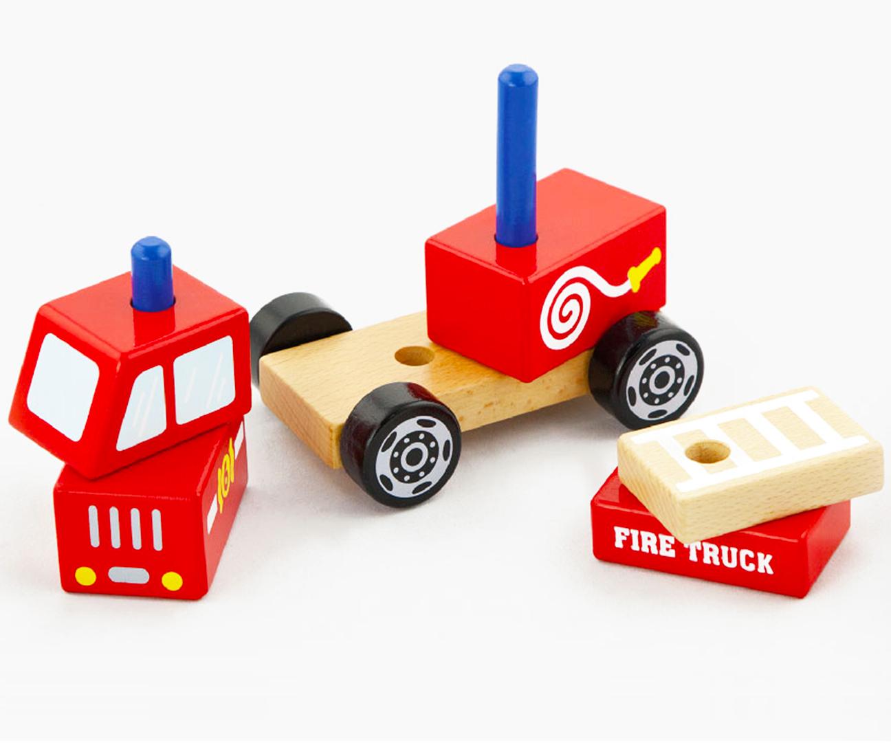 Viga 50203 Tornimäng - tuletõrjeauto