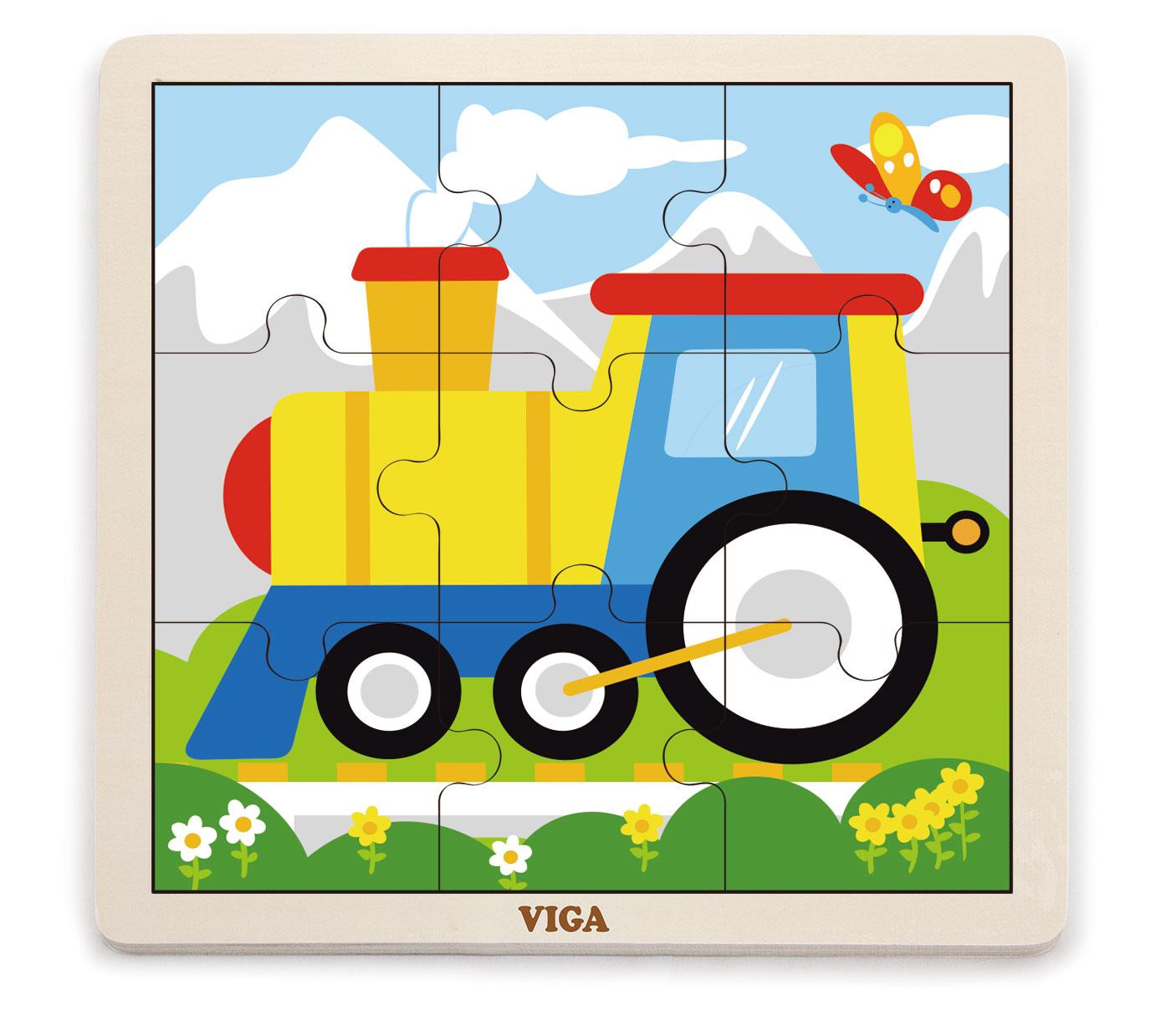 Viga 51446 Puzzle 9 osaline - rong