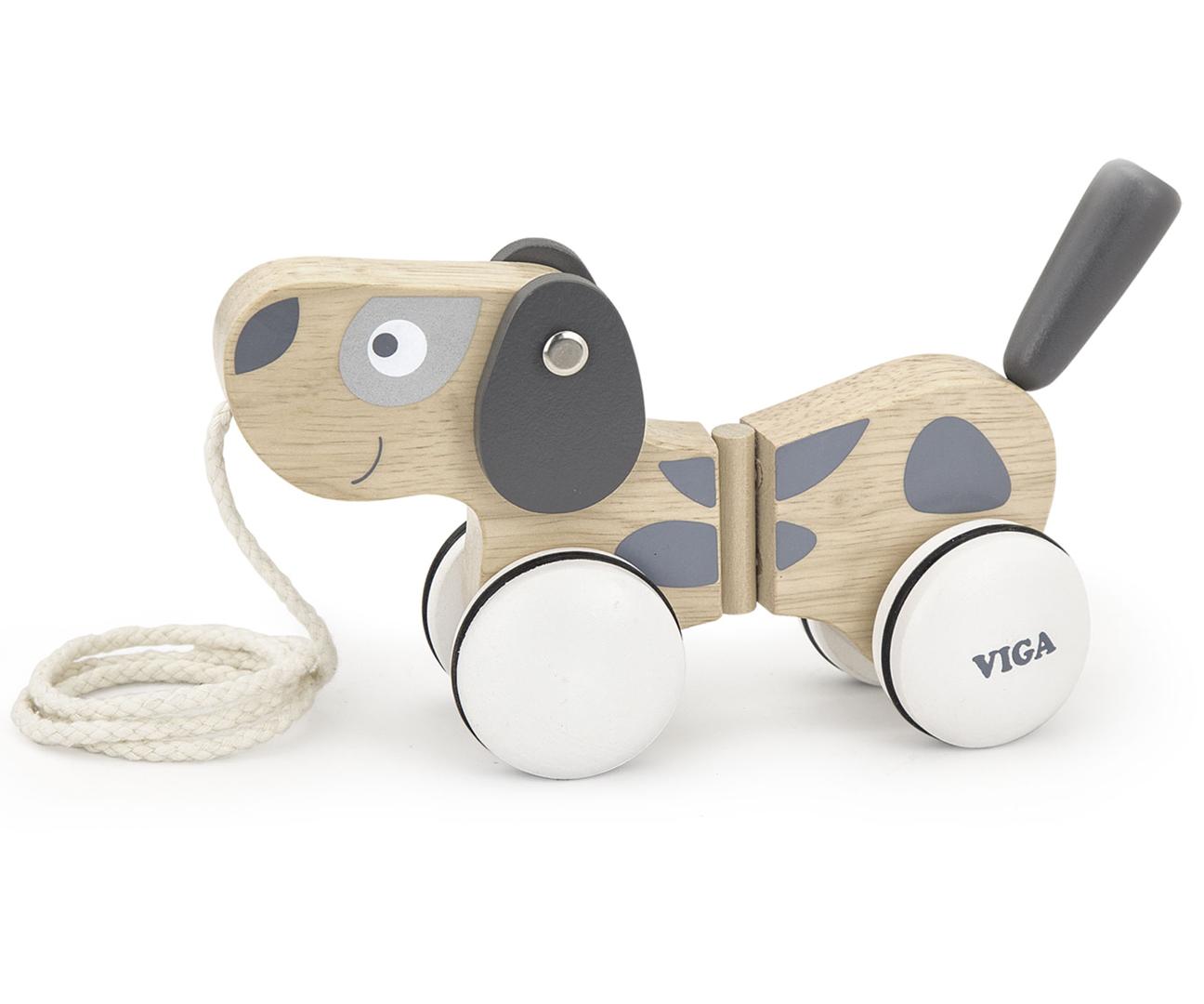 Viga 51614 Järelveetav mänguasi - Kutsikas