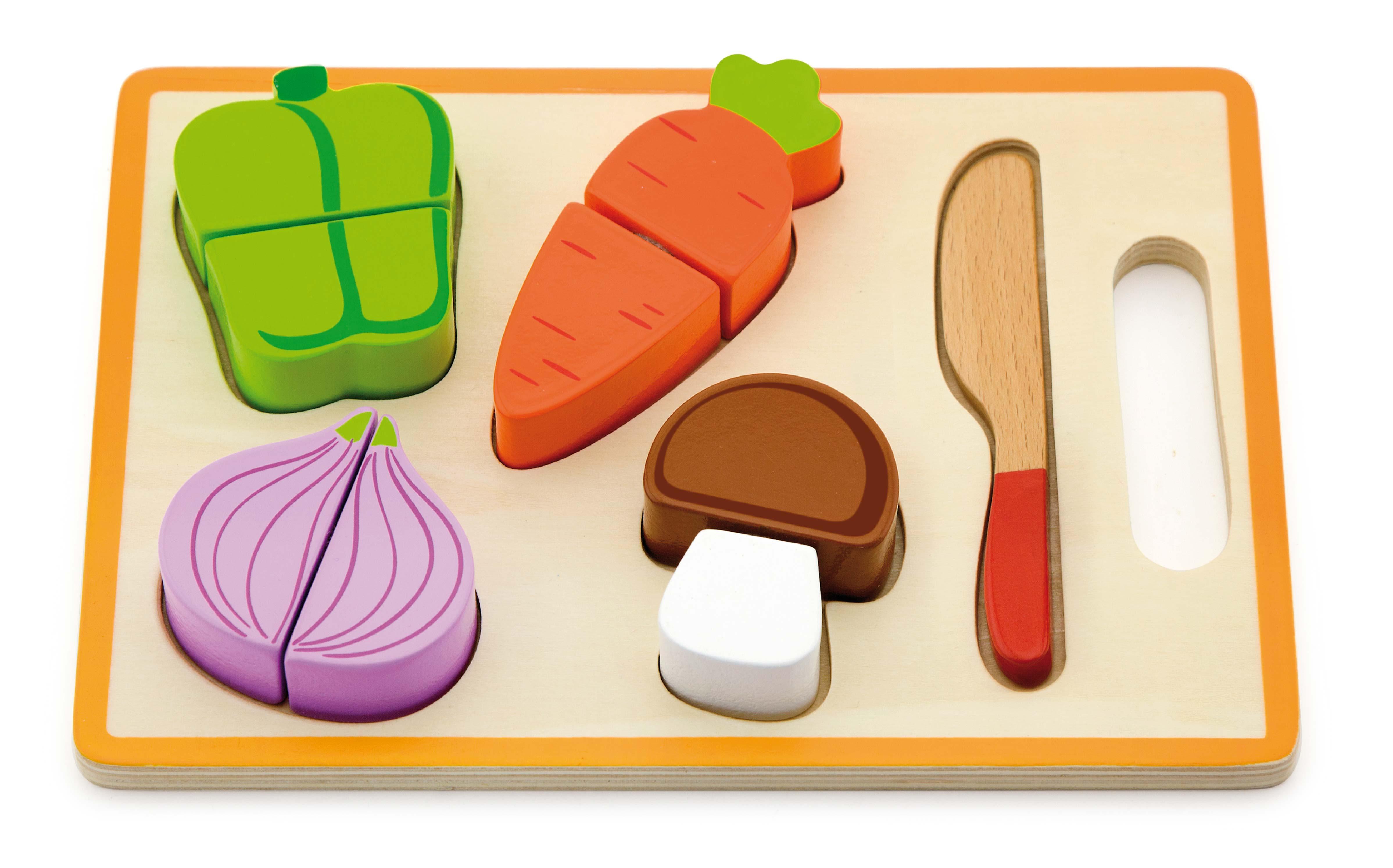 Viga 50979 Köögiviljade lõikamise mäng