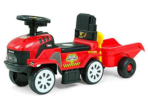 Pealeistutav sõiduk Rolly Plus Red (laos)