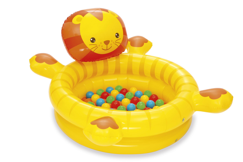 Bestway 52261 Täispuhutav bassein Lõvi 111cm x ..