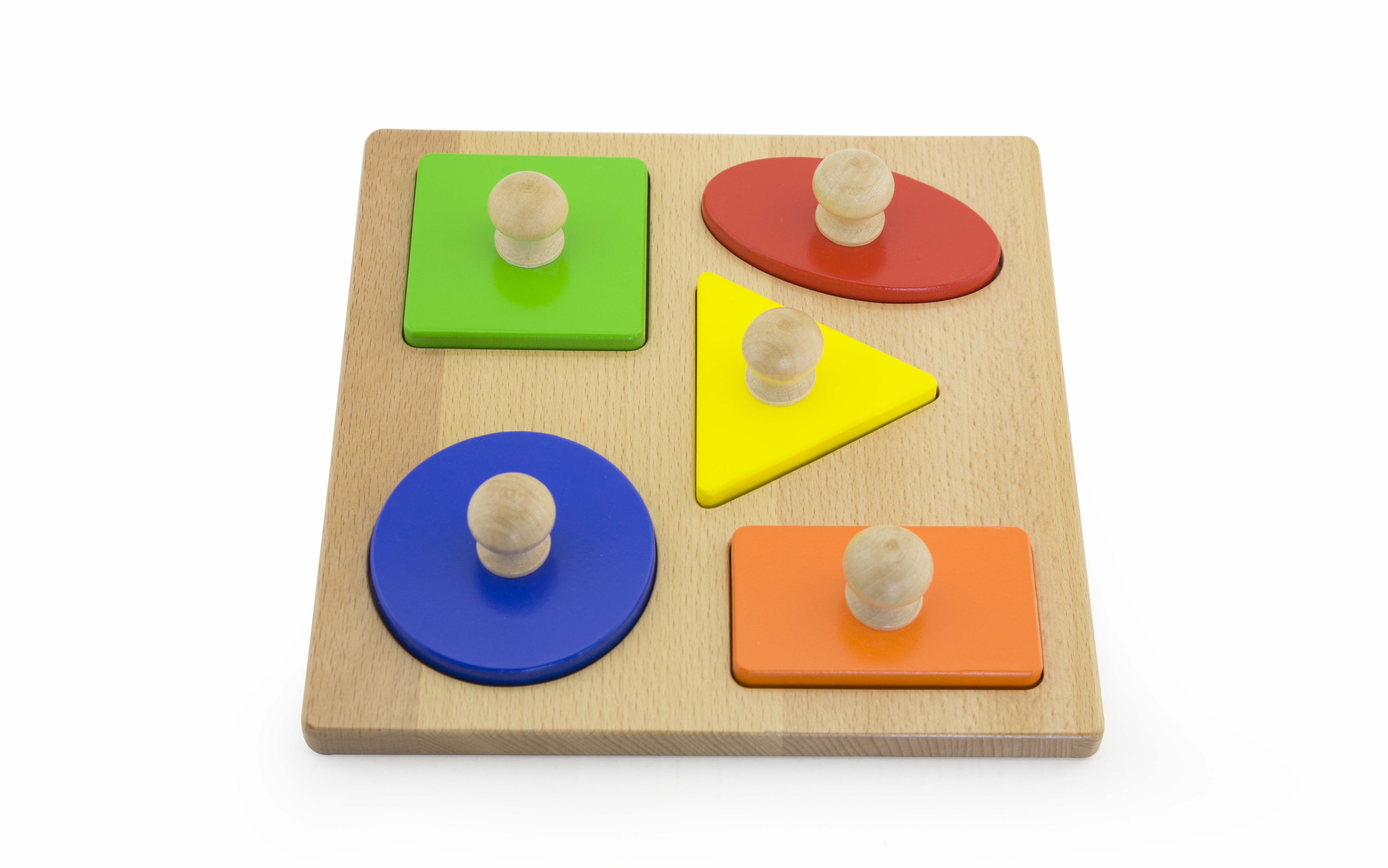 Viga 50663 Stemple drewniane - kształty