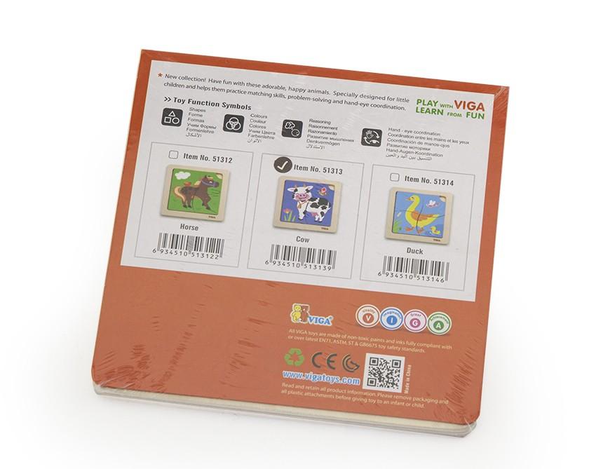 Viga 51313 Esimene puzzle - Lehm
