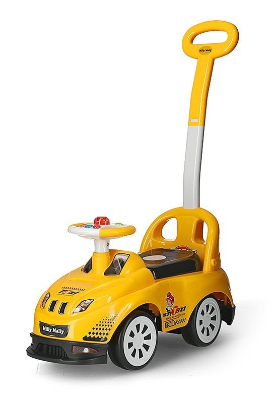 Pealeistutav sõiduk Bravo Taxi