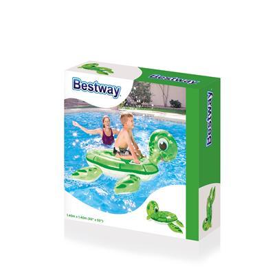 "Bestway 41041 Bestway® 55"" x 55""/1.40m x 1.40m täispuhutav kilpkonn"