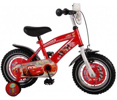 E&L Cycles K-11248 Rowerek 12 Disney Cars (0552, E&L Cycles)
