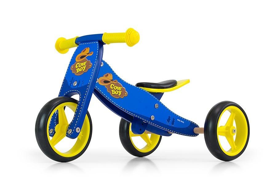 Pojazd Jake Blue Cowboy