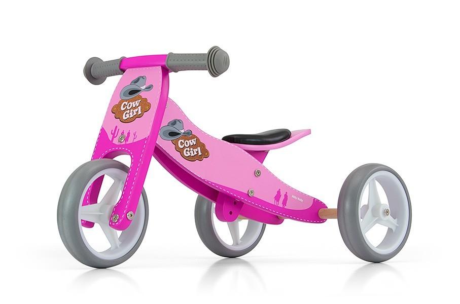 Pojazd Jake Pink Cowgirl