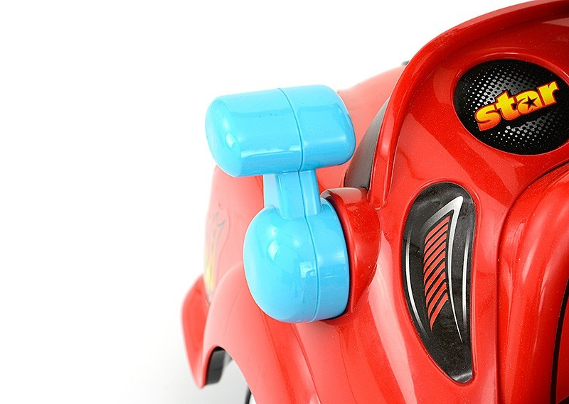 Milly Mally pealeistutav sõiduk Joy Blue