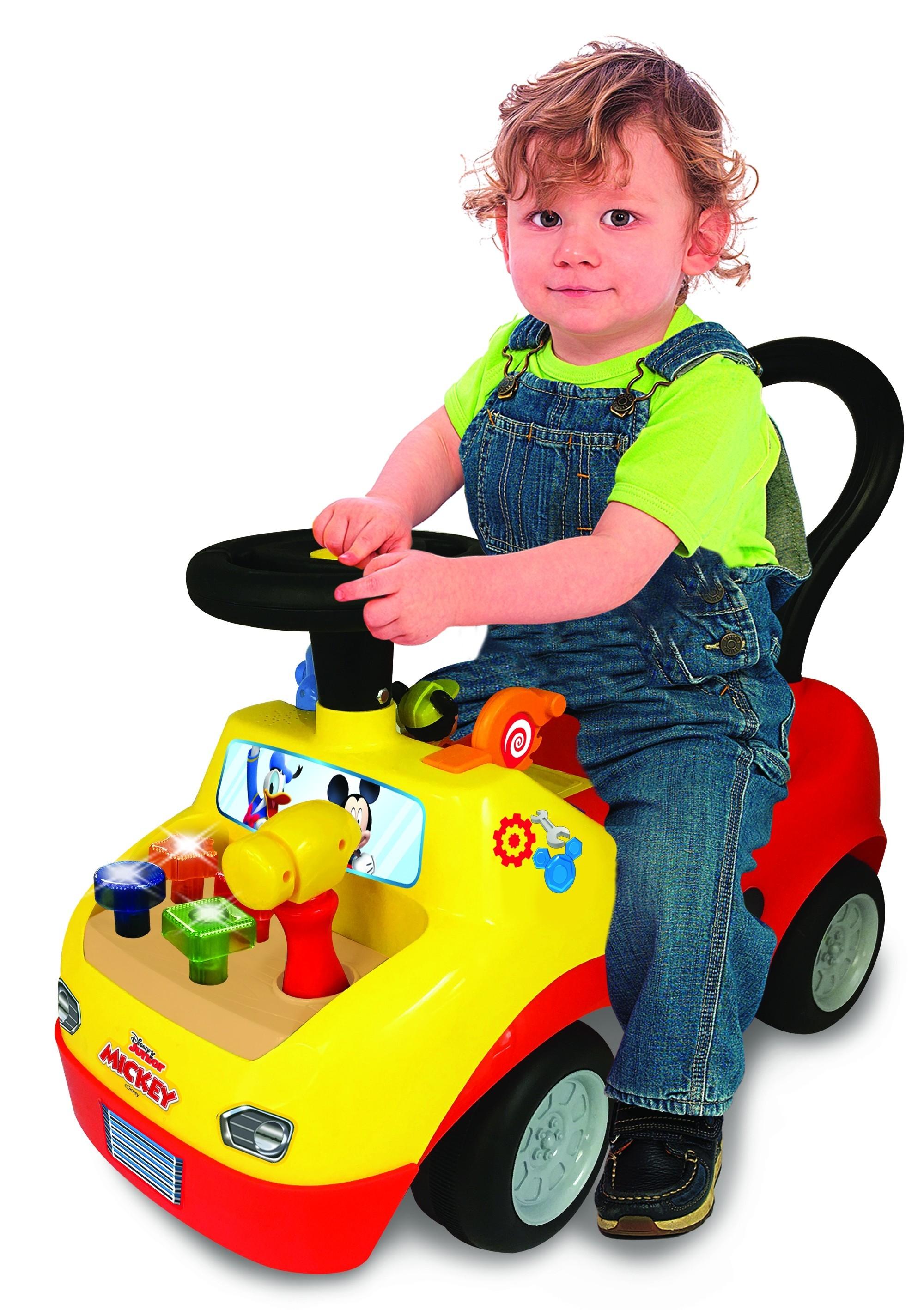 Kiddieland 057133 Jooksuratas Mickey Car