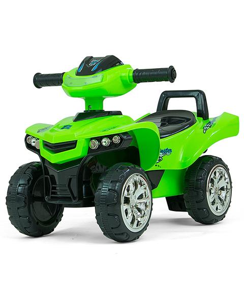 Pealeistutav sõiduk Monster Green (laos)