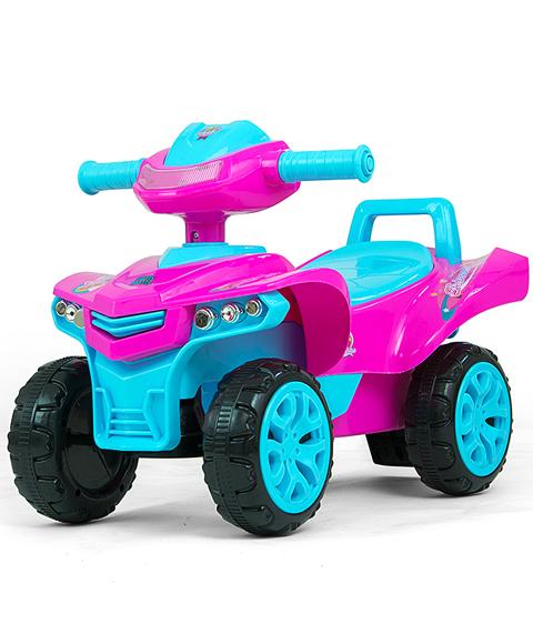 Pealeistutav sõiduk Monster Pink (laos)